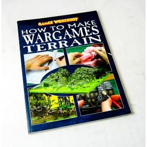 How to make wargames terrain