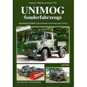 UNIMOG-Sonderfahrzeuge
