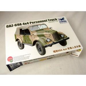 Soviet GAZ69A