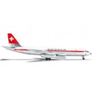 "Swissair Convair CV-900 ""Coronado"""