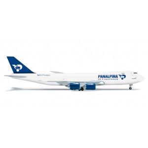 Panalpina Boeing 747-8F