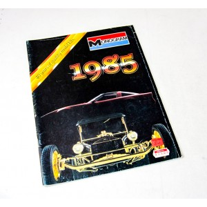 Monogram katalog 1985