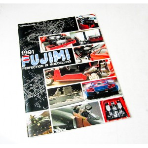 Fujimi katalog 1991