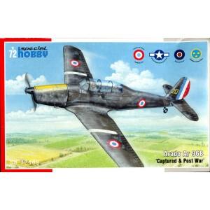 Arado Ar 96B Captured & Post War