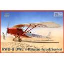 RWD-8 DWL in Palestine Israeli Service