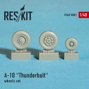 "Republic A-10A/A-10B/A-10C ""Thunderbolt"" wheels set"