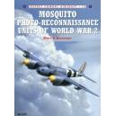 Mosquito Photo-Reconnaissance units of world war 2