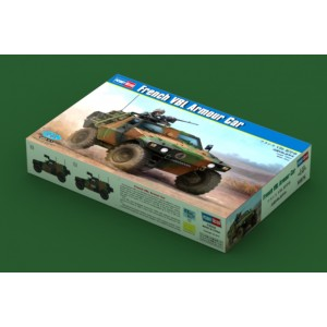 French VBL Armoured Car
