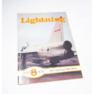 Aeroguide 8 - BAC Lightning F Mk 3 / Mk 6