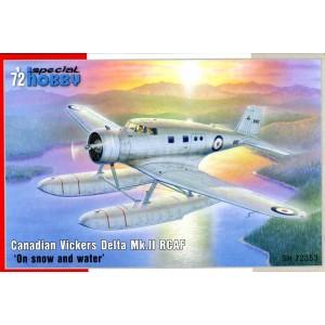 Northrop Delta Mk.II