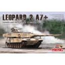 German Leopard 2A7+ MBT