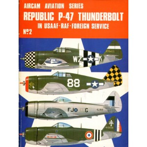 Republic P-47 Thunderbolt in U.S.A.A.F., R.A.F., foreign service