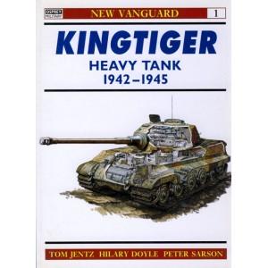 Kingtiger Heavy Tank 1942-1945