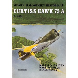 Curtiss Hawk 75 A p-40M
