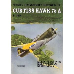 Curtiss Hawk 75 A p-40M