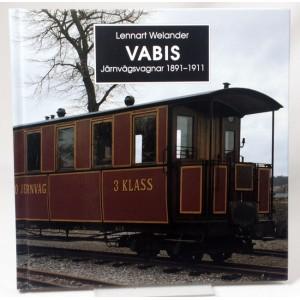 VABIS Järnvägsvagnar 1891 - 1911