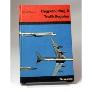 Flygplan i färg 3 - Trafikflygplan