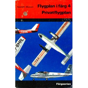 Flygplan i färg 4 - Privatflygplan