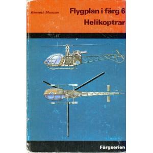 Flygplan i färg 6 - Helikoptrar