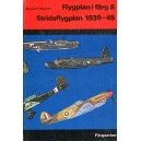 Flygplan i färg 8 - Stridsflygplan 1939-45
