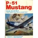 Classic Aircraft No.3 P-51 Mustang