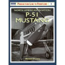 North American Aviation P-51 Mustang (Osprey Production Line to Frontline 1)