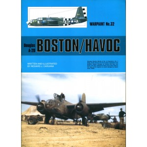 Warpaint Series No.32 Douglas A-20 Boston/Havoc