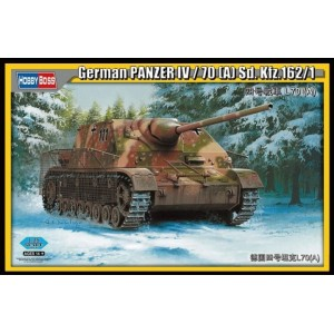 German Panzer IV/70 (A) Sd.Kfz.162/1