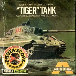 Phota-Scope German World War II Tiger Tank