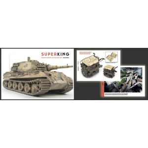 Superking - Building Trumpeter's 1:16th Scale King Tiger