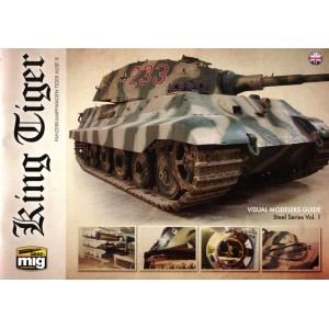 Visual Modelers Guide 1 King Tiger