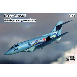 Raytheon U-125A JASDF anniversary versions