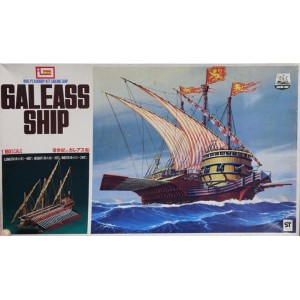Galeass Ship
