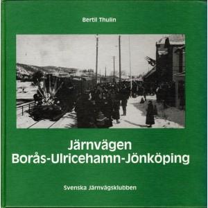 Järnvägen Borås-Ulricehamn-Jönköping