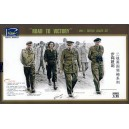 Road to victory - WW II Britisch Leader Set