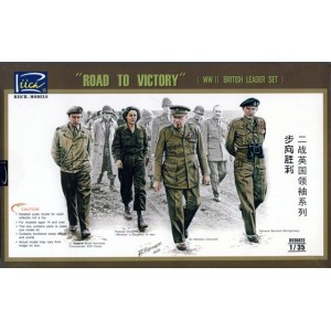 Road to victory - WW II British Leader Set