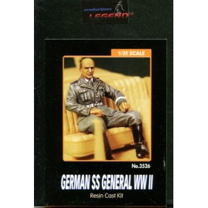 German SS General WW II