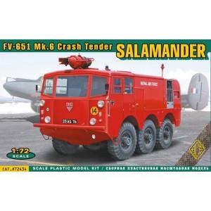 FV-651 Salamander Mk.6 Crash Tender