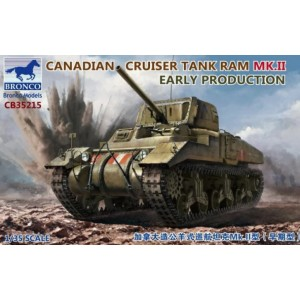 Canadian Cruiser Tank Ram MK.II - Early Production