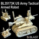 US ARMY TACTICAL ARMED ROBOT