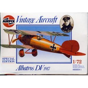 Albatros Dv 1917
