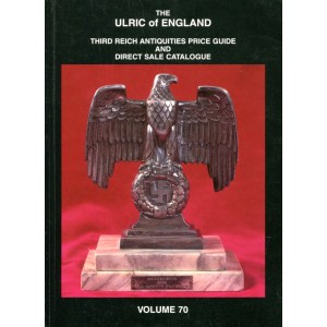 Third Reich Antiquities price guid and direct sale catalogue
