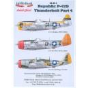 Republic P-47D Thunderbolt, Part 4