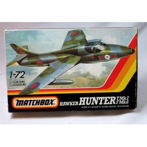 Hawker Hunter T Mk7 F Mk6