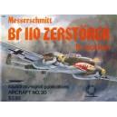 Messerschmitt Bf 110 Zerstörer in action