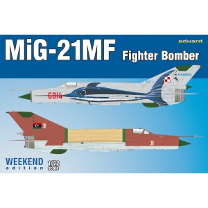 Mikoyan MiG-21MF Fighter-Bomber