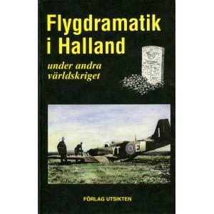 Flygdramatik i Halland