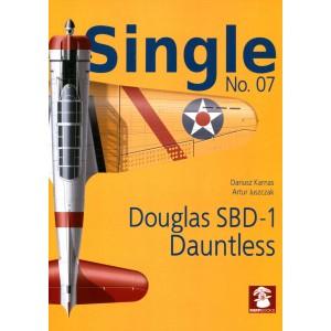 Single No.07: Douglas SBD-1 Dauntless