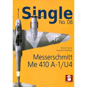 Single No.08: Messerschmitt Me 410 A-1