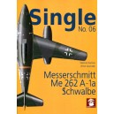 Single No.06: Messerschmitt Me 262 A-1a Schwalbe